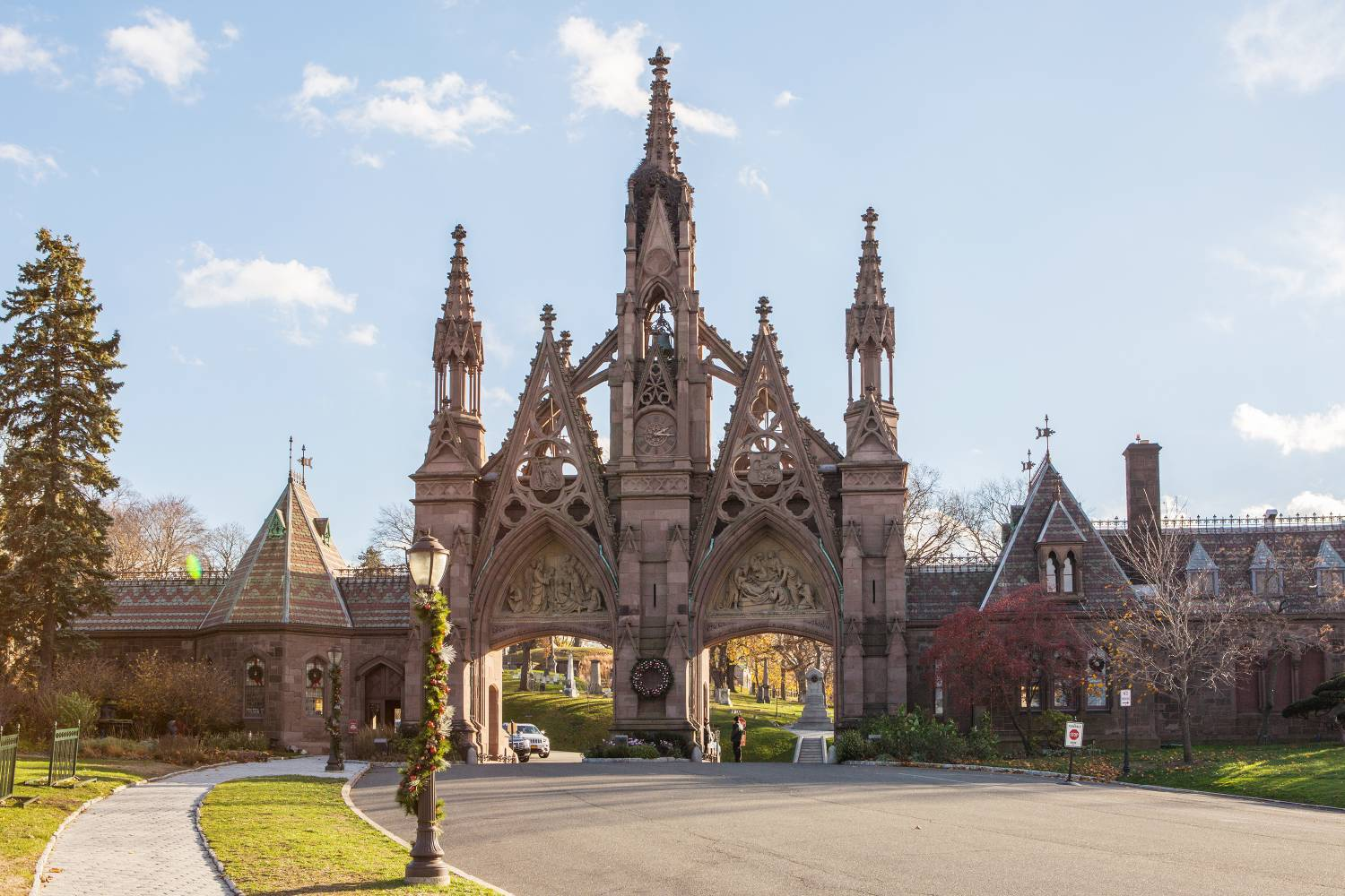 PA Fall Workday 2019: Green-Wood Cemetery - Preservation